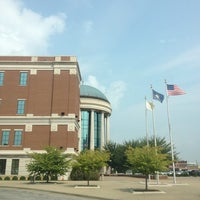 Photo taken at Warren County Justice Center by Logan C. on 9/12/2013