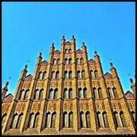 Photo taken at Altes Rathaus by Thomas R. on 5/4/2013
