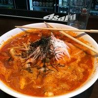Photo taken at Tomukun Noodle Bar by Jacob on 12/5/2012