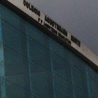Foto tomada en Colegio Agustiniano Norte por Cesar A. el 12/6/2012