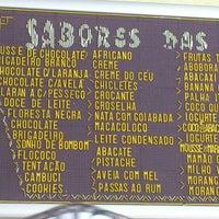 Photo taken at Sorveteria Rocha by Stéfano B. on 12/1/2012