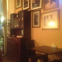 Photo taken at Ali & Nino Cafe by Rashad E. on 12/15/2012