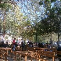 Photo taken at Zübeyde Hanım Parkı by Hediye T. on 10/24/2013