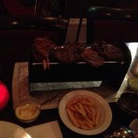 Photo taken at La Brasa Steakhouse by Paulo C. on 8/5/2013