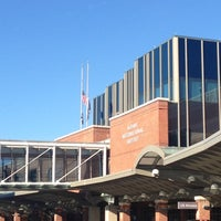 Photo taken at Albany International Airport (ALB) by Brendan P. on 12/15/2012