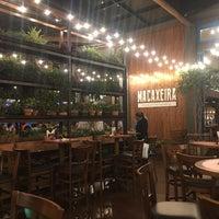 1/27/2018 tarihinde Amanda S.ziyaretçi tarafından Macaxeira Restaurante e Cachaçaria'de çekilen fotoğraf