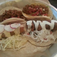 Photo taken at Dorado Tacos & Cemitas by Mercyanne A. on 1/12/2013