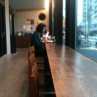 Photo taken at TULLY'S COFFEE 早大理工店 by Tomomi M. on 3/1/2011