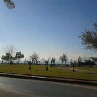 Photo taken at falez park bufe by Levent G. on 12/20/2012