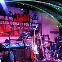 Photo taken at Backstage by ju on 8/22/2014