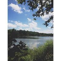 Photo taken at Lake Kittamaqundi by Nikki W. on 6/29/2013