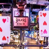 Photo taken at Shucks Tavern & Oyster Bar - Flamingo Rd by Shucks Tavern & Oyster Bar - Flamingo Rd on 5/18/2017