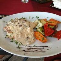 Photo taken at restaurant venezia by Катя В. on 8/4/2013