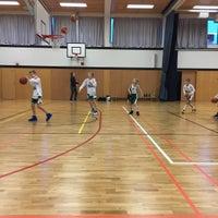 Photo taken at Pohjois-Tapiolan koulu ja lukio by Hannu S. on 1/15/2017