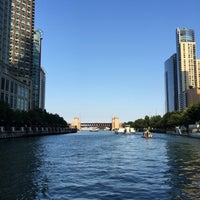 Photo taken at Chicago Water Taxi (Michigan) by Aimee C. on 8/10/2016
