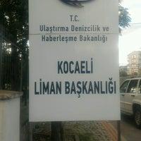 Photo taken at Kocaeli Liman Başkanlığı by Ali murat C. on 9/26/2016