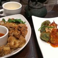 Photo taken at Qi Esarn Thai Kitchen by Tinna B. on 12/1/2012