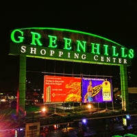Photo taken at Greenhills Shopping Center by Chino M. on 4/18/2013