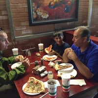 Photo taken at Elidios' Pizza by Phil B. on 6/18/2013