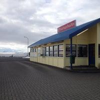 Photo taken at Hafnarbúðin by J. D. on 3/21/2014