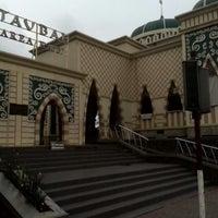 Photo taken at Masjid At-Taubah by anggun j. on 7/22/2013