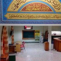 Photo taken at Masjid At-Taubah by anggun j. on 3/12/2013