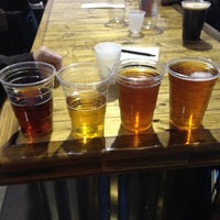 Photo taken at Rivertown Brewery & Barrel House by Brian H. on 1/26/2013