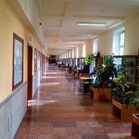Photo taken at BME R épület by Gabor P. on 12/5/2012