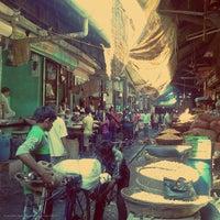 Photo taken at Bhendi Bazaar by Surendra C. on 10/19/2014