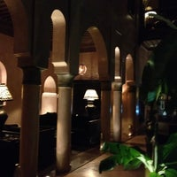 Photo taken at Riad Noir d'Ivoire by Pier Filippo B. on 12/20/2013
