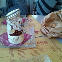 Photo taken at Kalamaro Fritto d'Osteria by Silvia S. on 12/30/2012