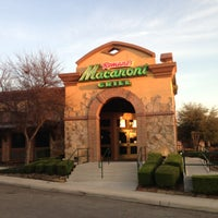 Photo taken at Romano's Macaroni Grill by Dave H. on 2/3/2013