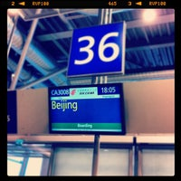 Photo taken at Gate 50 by Tõnis A. on 9/23/2012
