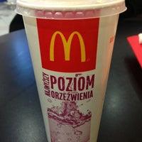 Снимок сделан в McDonald's пользователем Rafał K. 2/25/2013