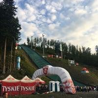 Photo taken at Skocznia Malinka im. Adama Małysza by Rafał K. on 7/15/2017