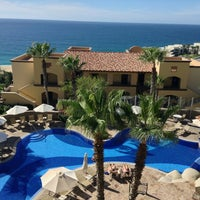 Photo taken at Pueblo Bonito Sunset Beach Resort & Spa by Carlos J. on 12/17/2012