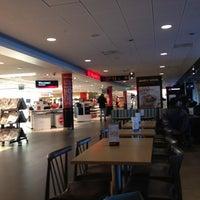 Photo taken at Stavanger Airport Sola (SVG) by Renata A. on 12/6/2012