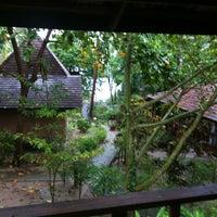 Photo taken at Sensi Paradise Resort by Bastiaan R. on 10/24/2012