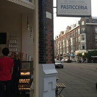 Photo taken at Pasticceria by Bastiaan R. on 8/8/2013