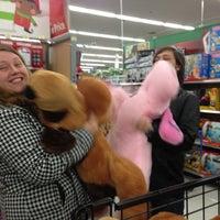 Photo taken at Walmart Supercenter by Kali C. on 12/15/2012