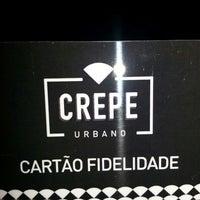Foto tirada no(a) Crepe  Urbano por Fabiolla C. em 6/29/2015
