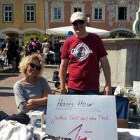 Photo taken at Flohmarkt by Gerda H. on 8/31/2013