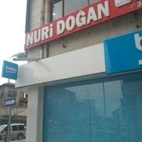 Photo taken at Nuri Doğan Turizm by 🆗@📈 on 3/15/2017