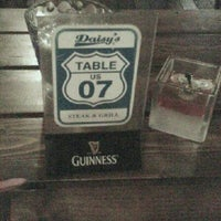Photo taken at Daisy's Steak and Grill by Fhebryna E. on 12/31/2012