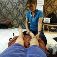 Photo taken at Blue Spa & Massage by Victor C. on 12/24/2015
