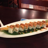 Photo taken at Makiman Sushi by AnneMarie M. on 1/29/2013