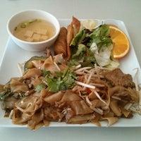 Photo taken at Amarin Thai Restaurant by Tim H. on 12/22/2014