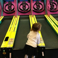 Photo taken at Chuck E. Cheese's by Layne F. on 12/27/2012