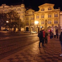 Photo taken at Malá Strana by Gabrielka on 11/19/2017