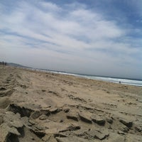 Photo taken at Mission Beach by Diana B. on 5/3/2013
